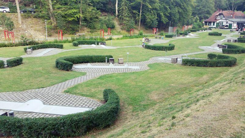 Gemma Barefoot Path in Bad Schwalbach 3
