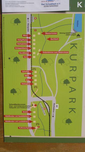 Gemma Barefoot Path in Bad Schwalbach 8