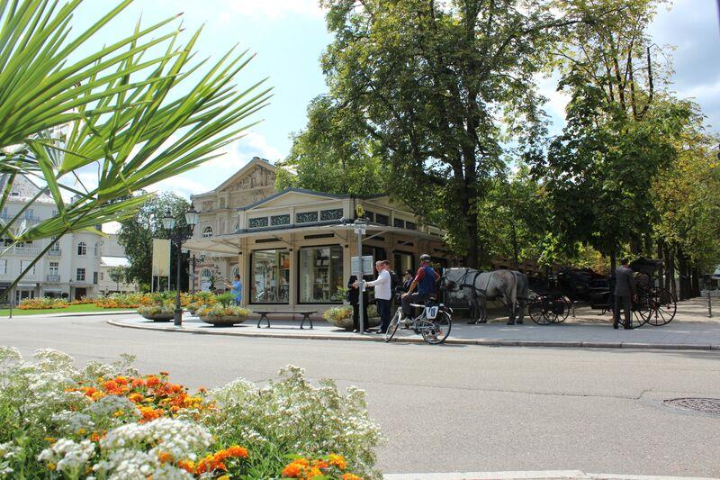 Horse and buggy Wendy Beauty Baden-Baden
