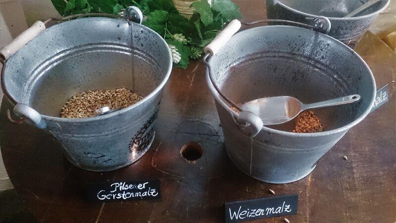 Kelly Welde hop[s tasting Welde Brewery Tastes and Tours