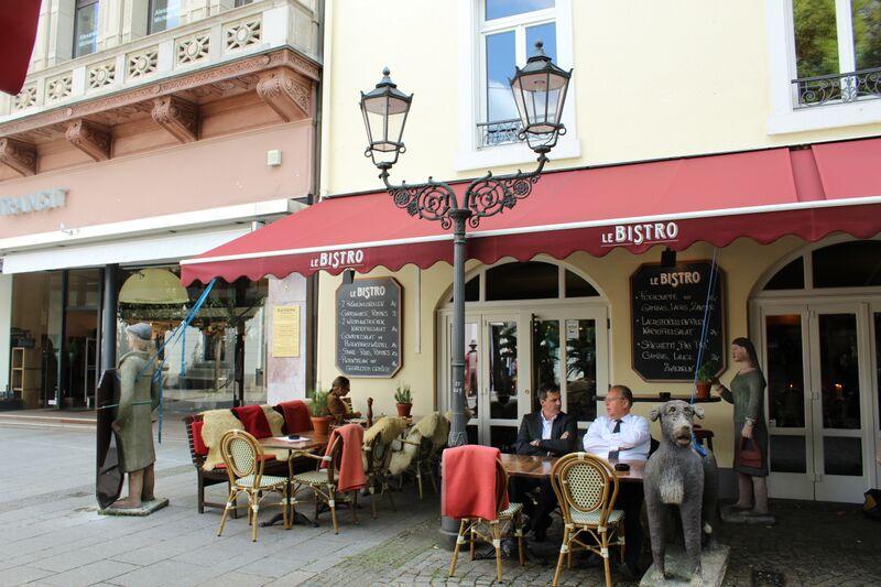 Le Bistro- lunch Wendy Beauty Baden-Baden