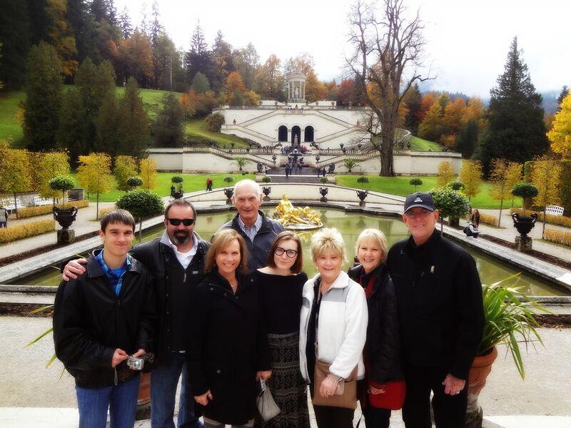 Photo 1 Cheryl King Ludwig's Bavarian Castles