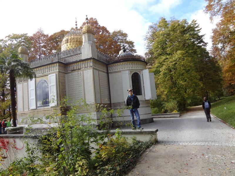 Photo 3a Cheryl King Ludwig's Bavarian Castles