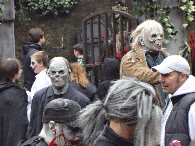 Photo 4 Cheryl Halloween at Frankenstein's Castle