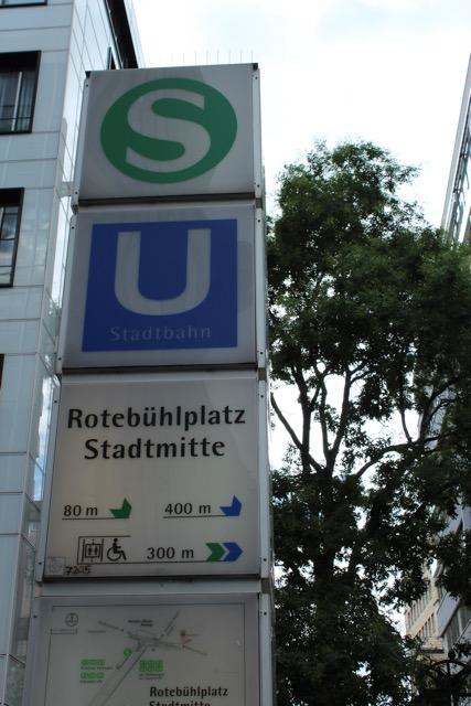 SU Wendy Stuttgart Train