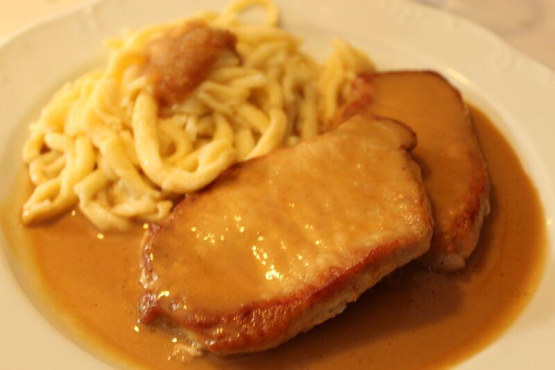 Schweinefilet food Wendy Guten Appetit