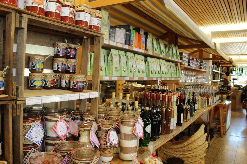 Wendy Austrian Alpine Cheeese Store 1