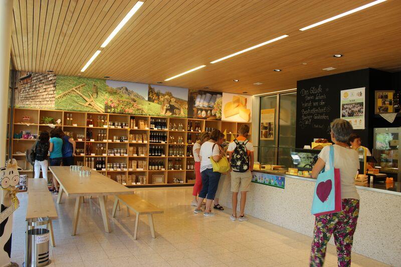 Wendy Austrian Alpine Cheeese Store