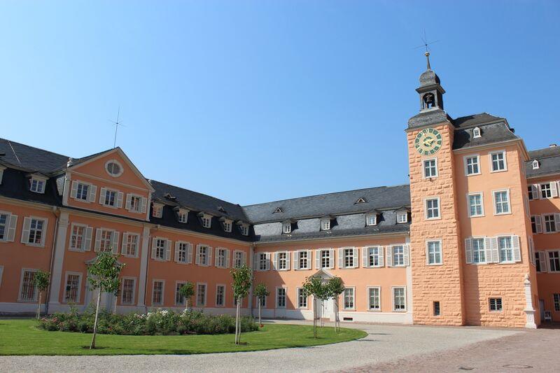 Wendy Schwetzingen Schloss2