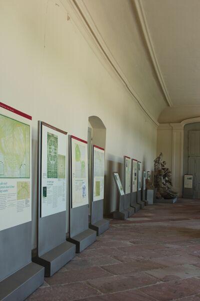 Wendy Schwetzingen garden museum