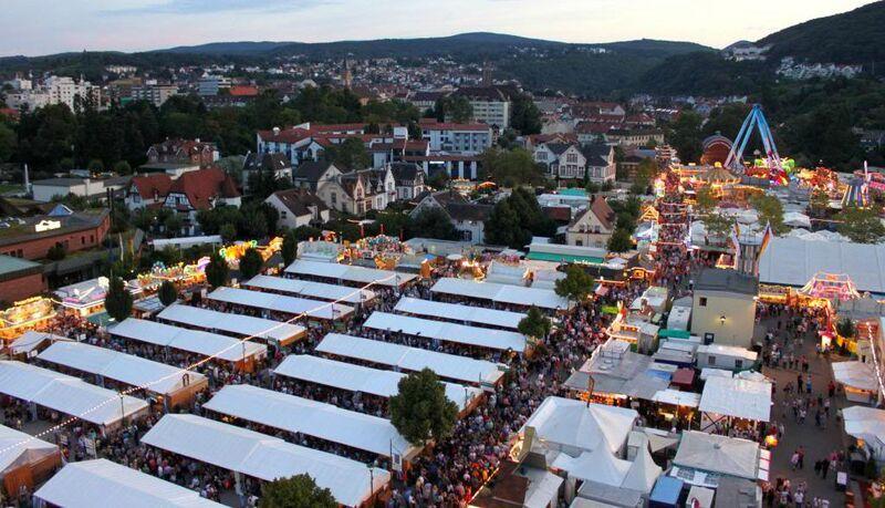 Bad Dürkheim Wurstmarkt