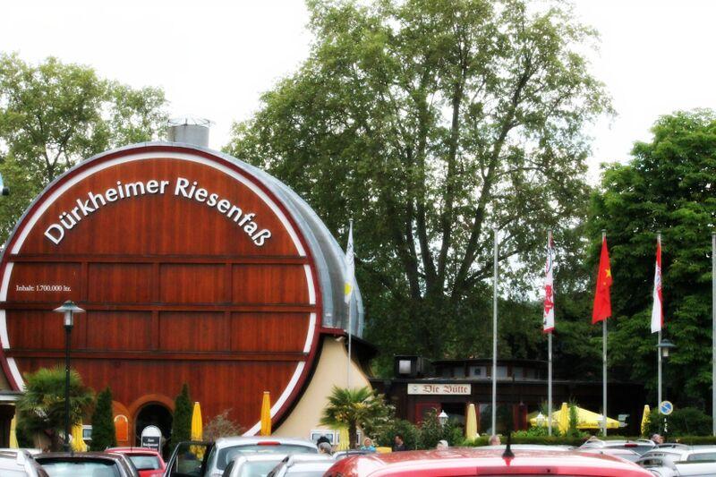 Bad Dürkheim Wurstmarkt Riesenfaß