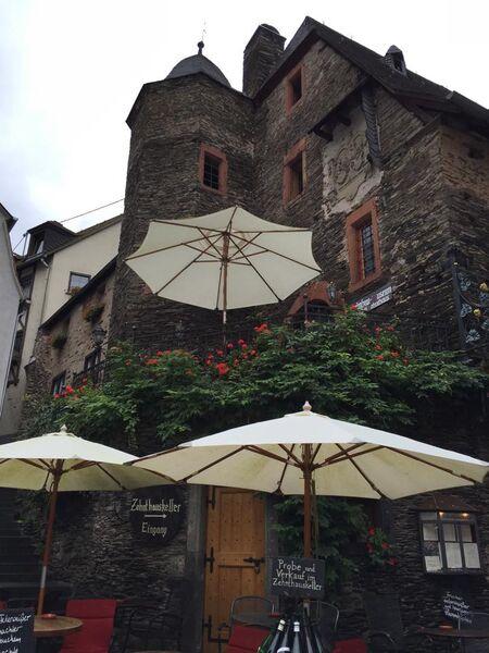wine tavern outdoors Kelly Beautiful Beilstein
