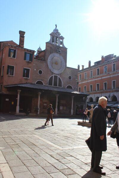 Campo Wendy Experience Venice like a Venetian
