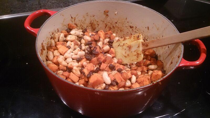 Chilli 2 food Kelly Vegetarian Chilli Recipe