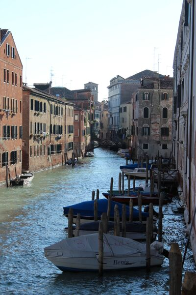 Gondola 2 in Venice Wendy Experience Venice like a Venetian