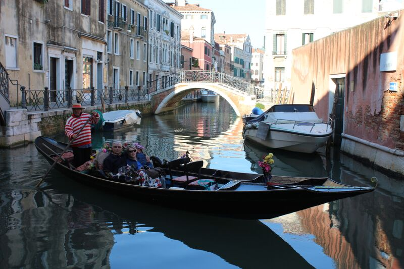Gondola Wendy Experience Venice like a Venetian