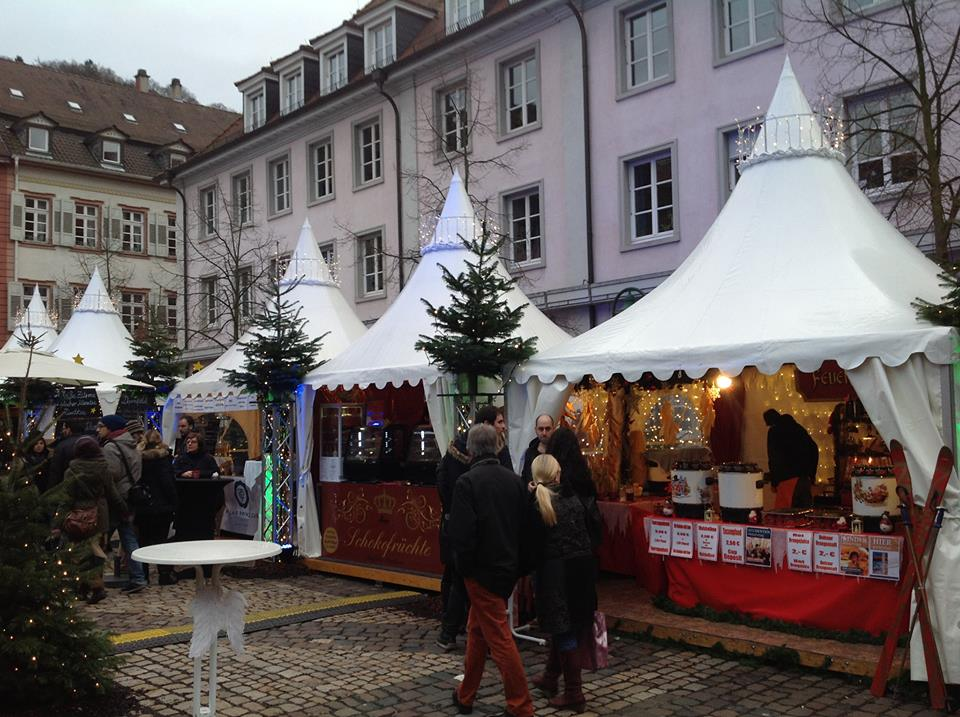 Heidelberg Christmas Markt 2 Princess