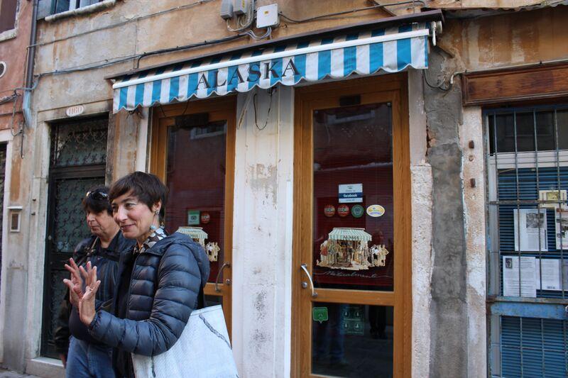 Louisella Wendy Experience Venice like a Venetian