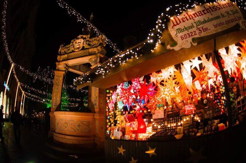 Mainz lanterns Gemma 8 Tips for German Christmas Markets
