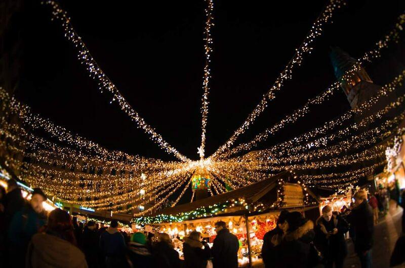 Mainz lights Gemma 8 Tips for German Christmas Markets
