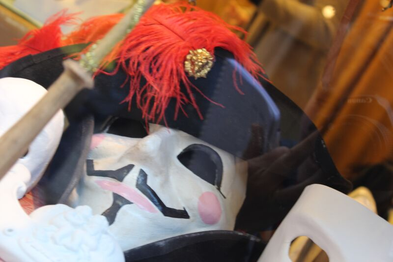 Masks 1 Wendy Experience Venice like a Venetian