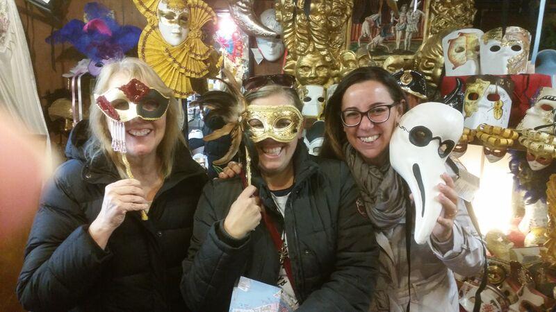 Masks Wendy Experience Venice like a Venetian