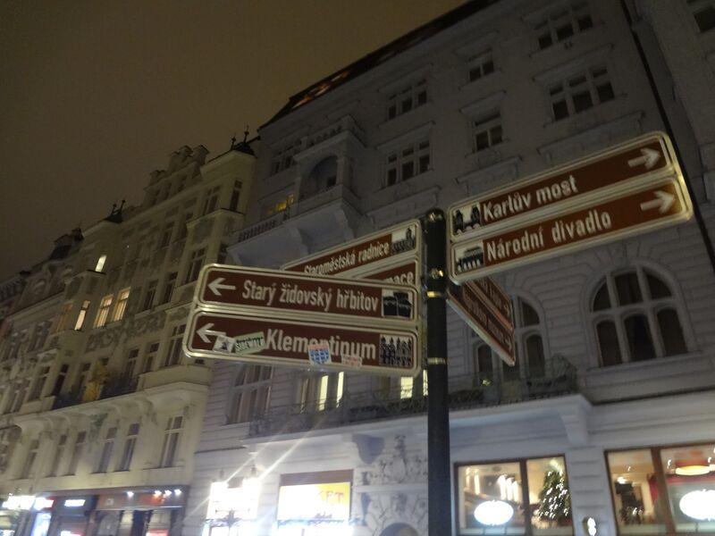 Photo 1 Cheryl Christmas Market in Wenceslas Square, Prague