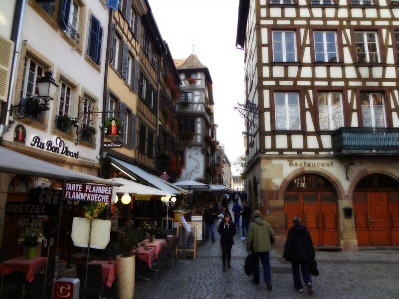 Photo 1 Cheryl European Road Trip…Strasbourg, France