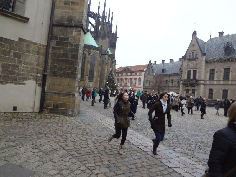 Photo 13 Cheryl Christmas Market in Wenceslas Square, Prague