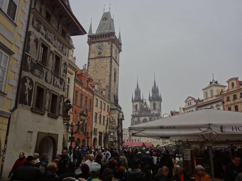 Photo 16 Cheryl Christmas Market in Wenceslas Square, Prague