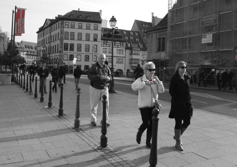 Photo 2 Cheryl European Road Trip…Strasbourg, France