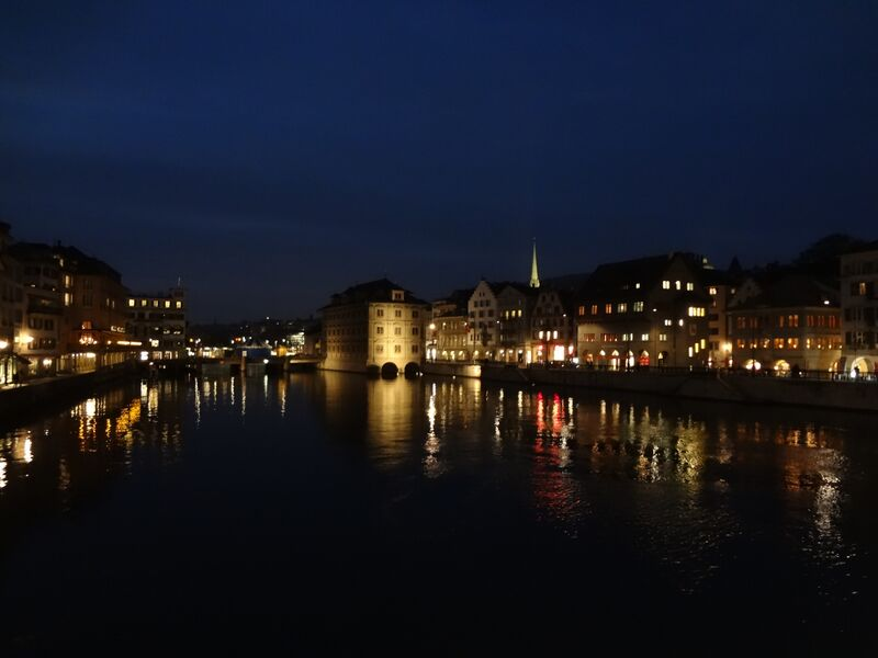 Photo 4 Cheryl 18 Hours in Zurich, Switzerland