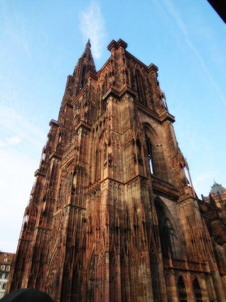 Photo 5 Cheryl European Road Trip…Strasbourg, France