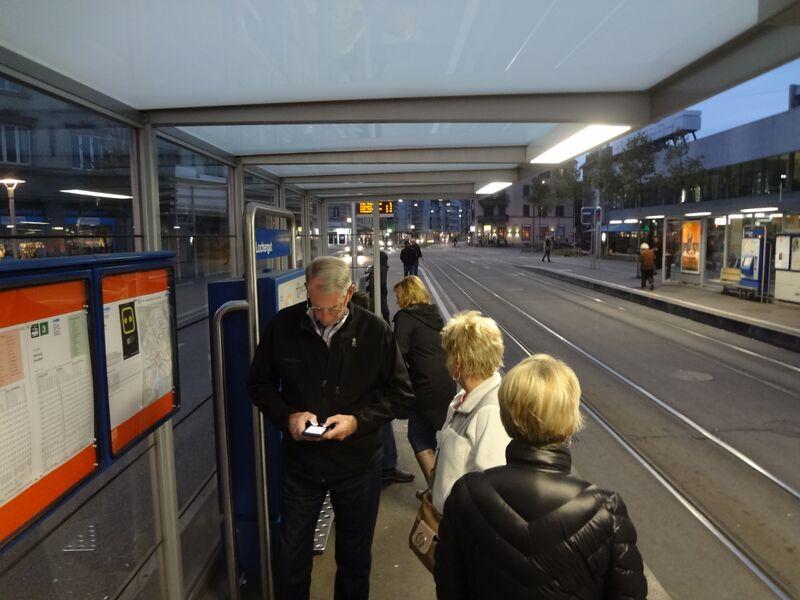 Photo 6 Cheryl 18 Hours in Zurich, Switzerland