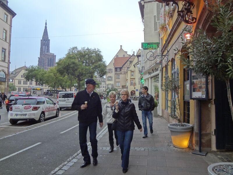 Photo 8 Cheryl European Road Trip…Strasbourg, France