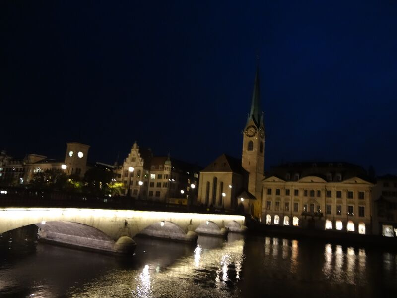 Photo 9 Cheryl 18 Hours in Zurich, Switzerland