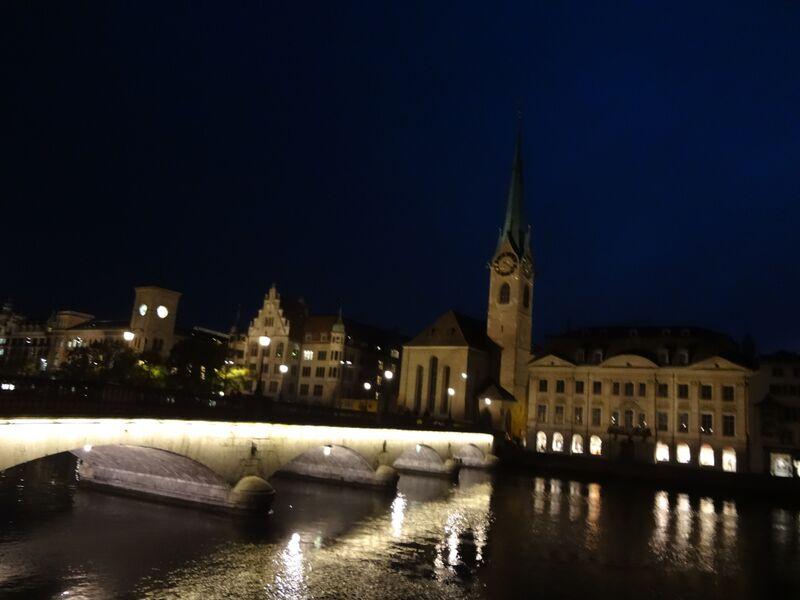 Photo 9 Cheryl 18 Hours in Zurich, Switzerland