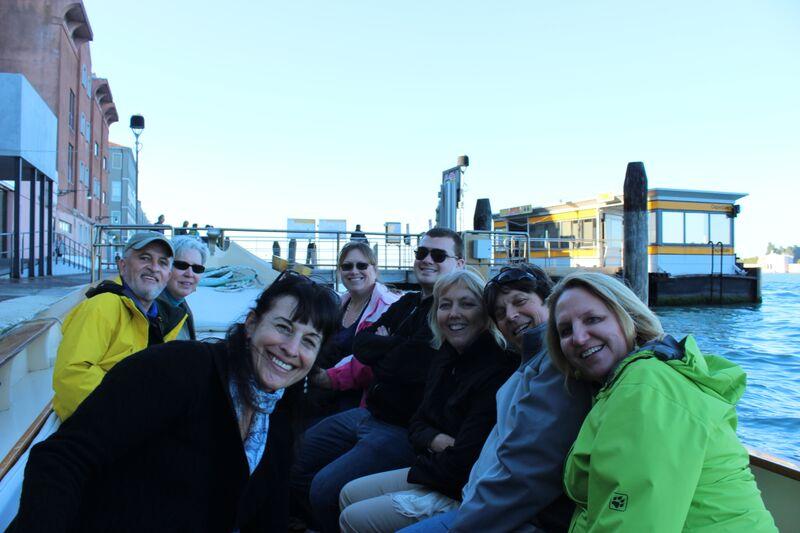 Sunset cruise group Experience Venice like a Venetian