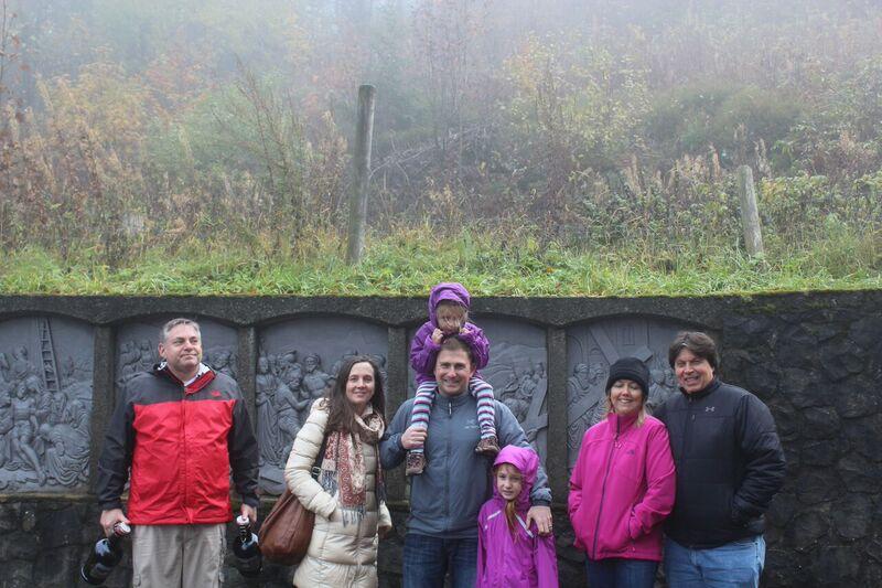 Travelers Wendy Kreuzberg Monastery and Chicken Farm
