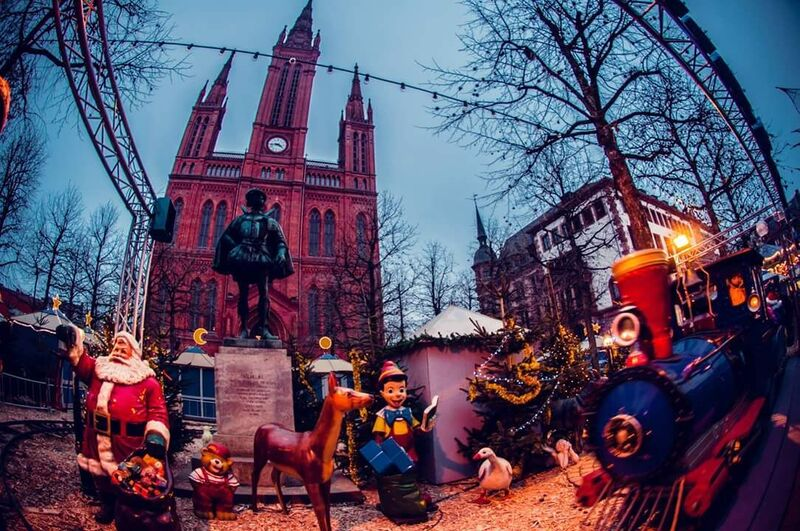 Wiesbaden train Gemma 8 Tips for German Christmas Markets
