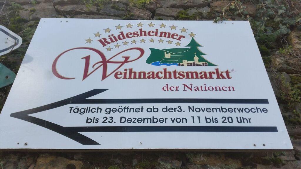 1.1 Sign Gemma Rüdesheim Christmas Market of Nations
