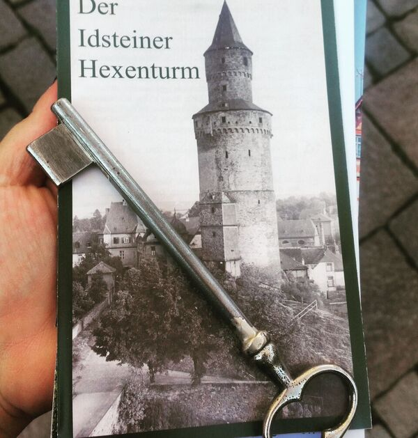 10 key Gemma Discover Idstein from the Witch Tower