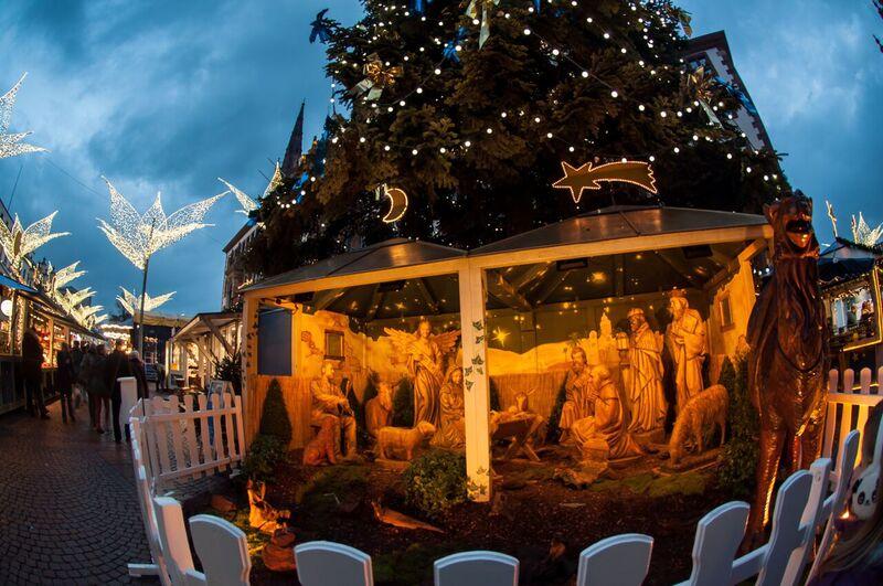 11 tree Gemma Wiesbaden Twinkling Star Christmas Market