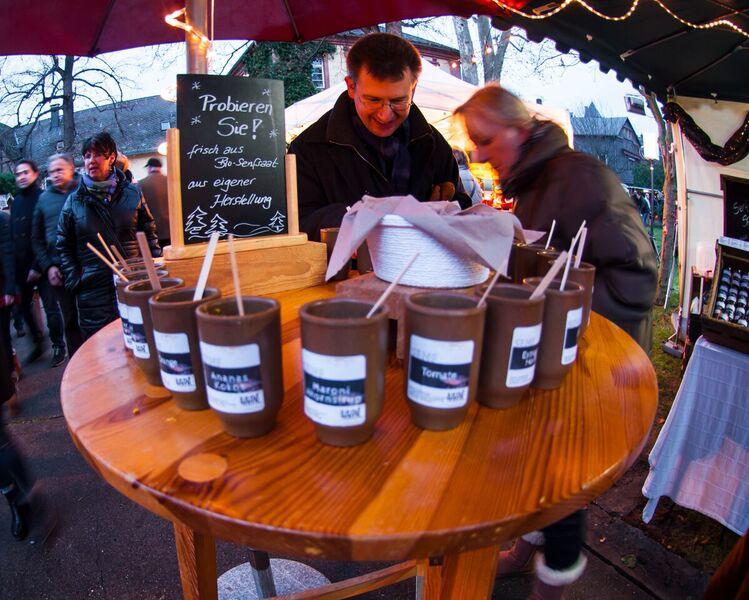 19 mustard Gemma Eltville Christmas Market