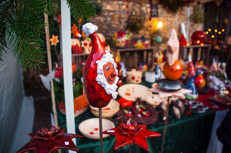 2 crafts GemmaEltville Christmas Market