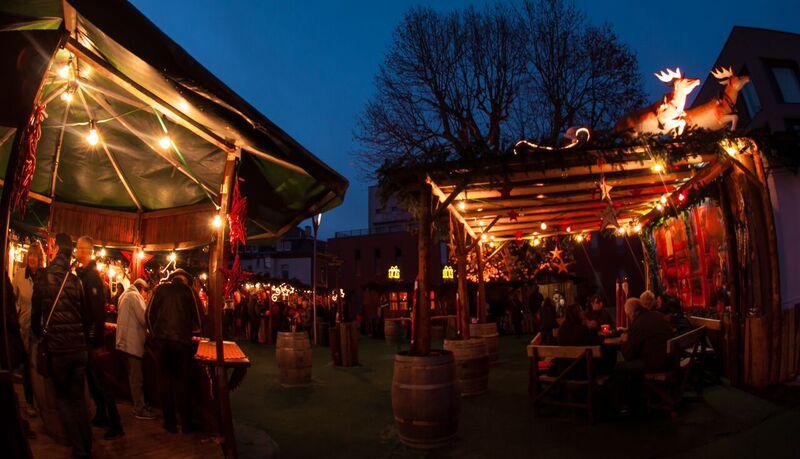 24 village Gemma Eltville Christmas Market