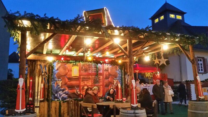 25 village Gemma Eltville Christmas Market