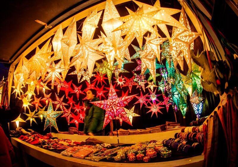 5.1 shopping Gemma Wiesbaden Twinkling Star Christmas Market