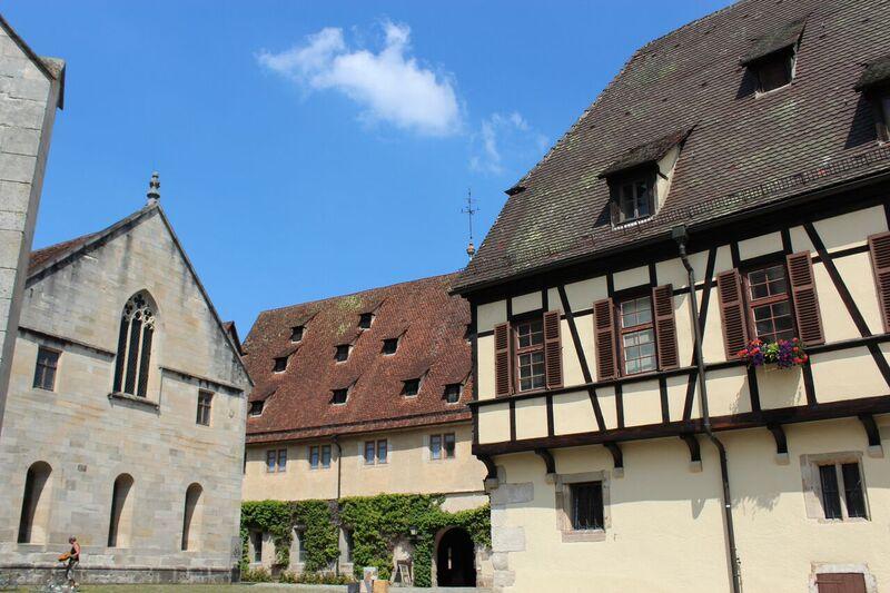 Bebenhausen Wendy Tübingen - a town of all seasons